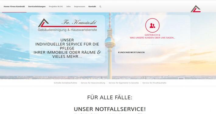 Kaminski_Webseite